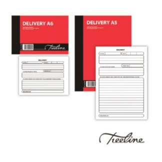 Stationery Wholesalers |delivery A5, A6, delivery soft cover, 100pg,