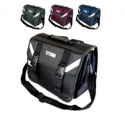 Stationery Wholesalers   briefcase backpack, compartment bag, black, blue, green, maroon, 7compartment, 3 compartment