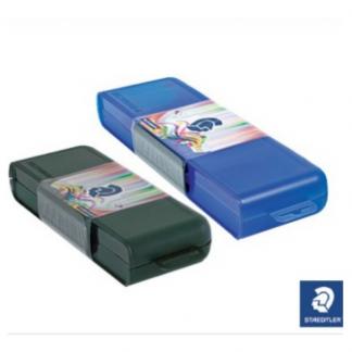 Stationery Wholesalers |assorted colours, pencil case, 20cm, 30cm, assorted colours, blue, black, staedtler