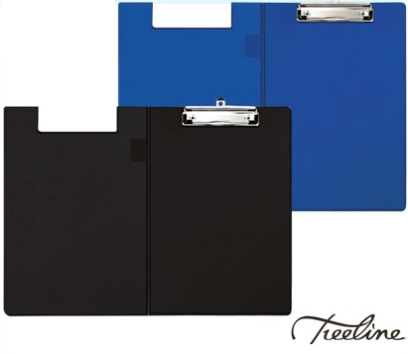 Stationery Wholesalers | A4 pvc withcovers , thick welded clipboards, black, blue,