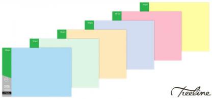 Stationery Wholesalers | board folders, tokai folders, blue, baby blue, beige, pink, yellow