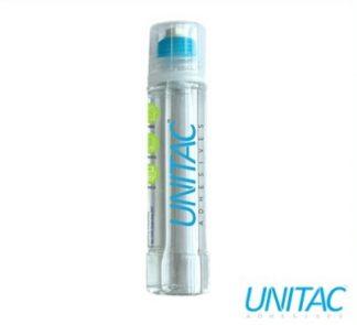 Stationery Wholesalers| Unitac, Adhesive, clear glue , Silver Bottle , Liquid Glue