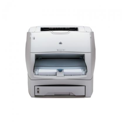 Stationery Wholesalers | HP LaserJet 1300 Printer, silver, paper,
