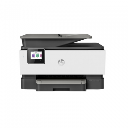 Stationery Wholesalers   HP OfficeJet Pro 9010 9013 902 9023, grey and white ,paper,